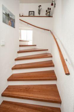 Halbgewendelte Treppe mayer